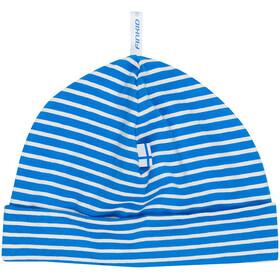 Finkid Hittili Bonnet Enfant, blue/offwhite